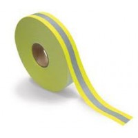 F/R REFLECTIVE TAPE 2 COLOURS 5cm Reflective tapes-ΕΝ471