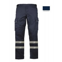 Summer work pant DUR with reflective tape Work trousers