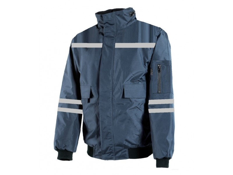Bomber jacket MALTA/R with detachable sleeves