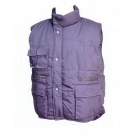 Body warmer without sleeves Work body warmer-Heavy jacket-Parka