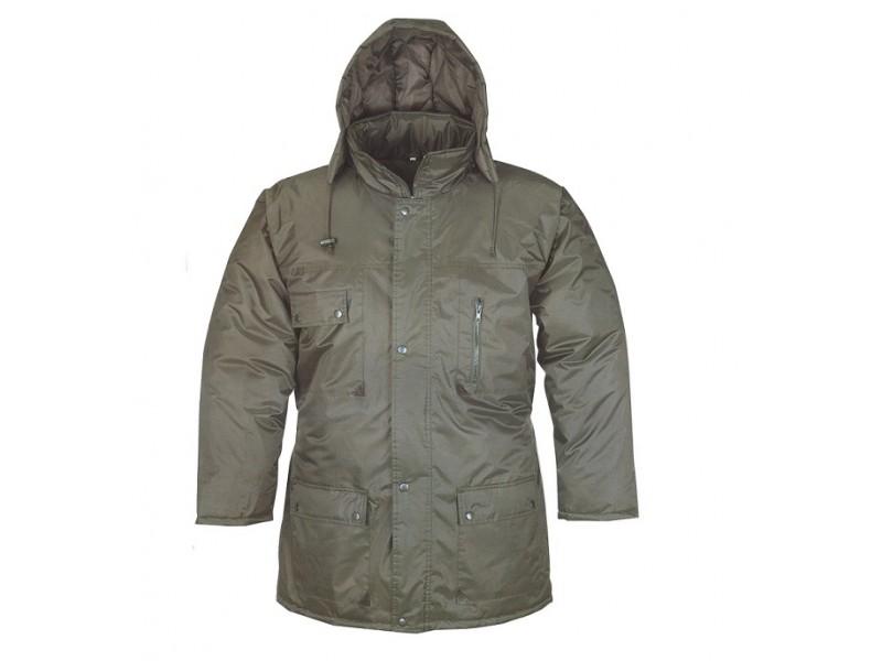Body warmer Parka-Waterproof-PVC Work body warmer-Heavy jacket-Parka