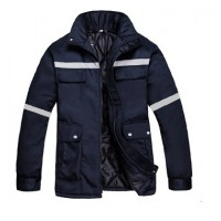 Body warmer-Jacket-Waterproof-Cotton 100% Work body warmer-Heavy jacket-Parka