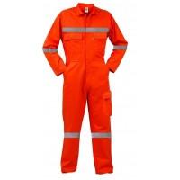 High Visibility Overall LEGA - EN471 High visibility  EN471 work wear