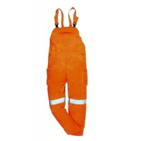 High visibility bibpant- EN471 High visibility  EN471 work wear
