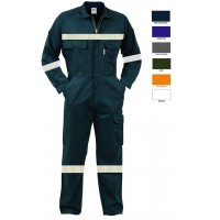 Work overalls LEGA with reflective tape Work overalls