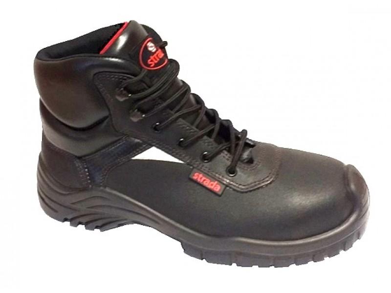 Μποτακι ασφαλειας S3- STRADA,  παπουτσια ασφαλειας