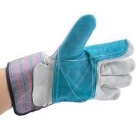 Γάντια εργασίας δερμάτινα