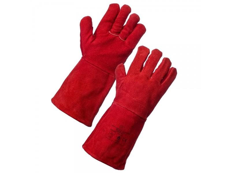 Γάντια εργασίας ηλεκτροσυγκολλητών