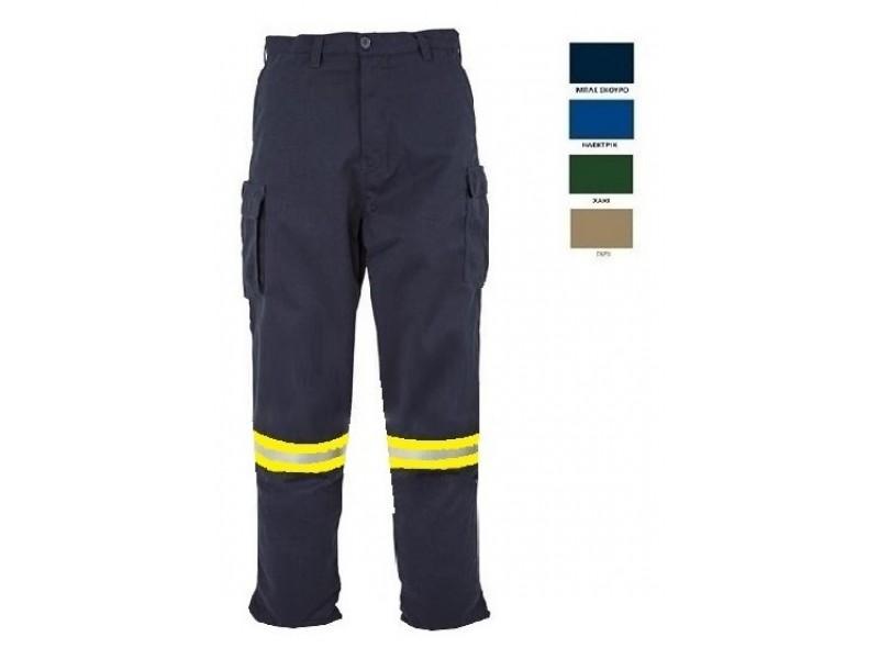 Παντελονια εργασιας εθελοντή πυροσβέστη, παντελονια εργασιας